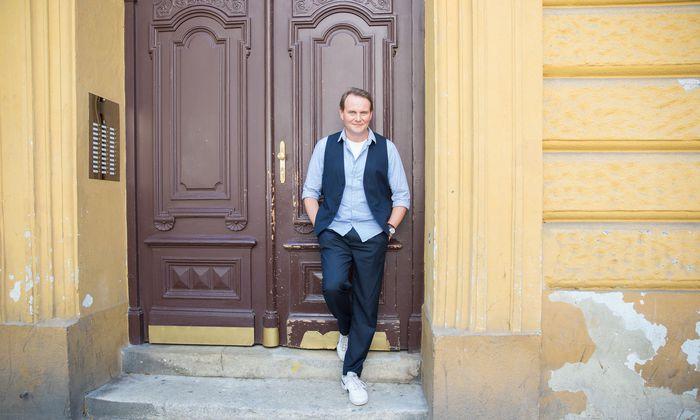Devid Striesow ist kommende Woche in der Wiener Stadthalle mit Kollegen zu Gast.