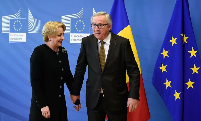 FILES-EU-ROMANIA-POLITICS-DIPLOMACY