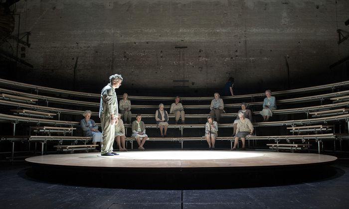 Rosa ODER Die barmherzige Erde | nach Dimitri Verhulst und William Shakespeare | Urauffuehrung im Akademietheater