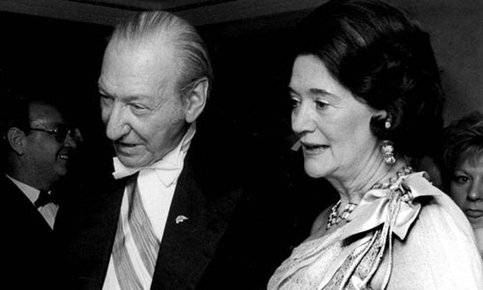 Kurt und Elisabeth Waldheim