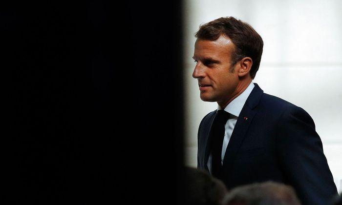 Kurz vor der Präsidentenwahl in Frankreich 2017 kam es zu einem Hackerangriff auf das Lager von Emmanuel Macron.