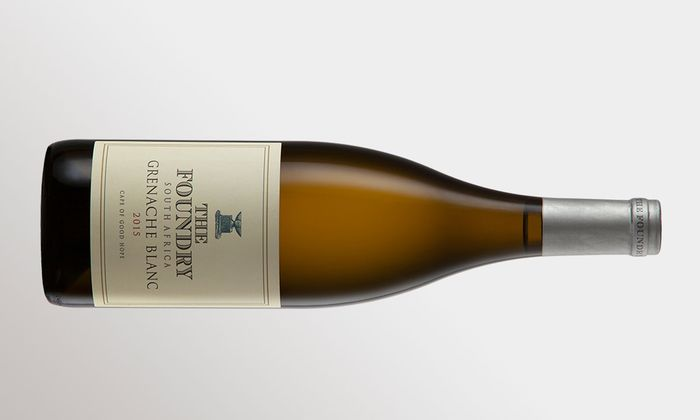 """Grenache Blanc 2018"" von The Foundry"