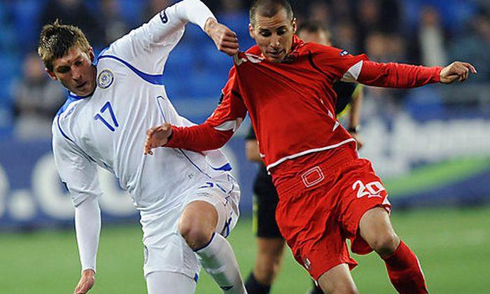 Ticker Nachlese Osterreich Nur 0 0 Gegen Kasachstan