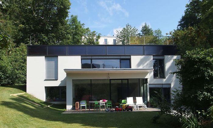 Gewinner der Kategorie Einfamilienhaus 2018: HAUS L. , Pötzleinsdorferstraße 18 2, 1180 Wien, Architekturbüro Reinberg ZT GmbH, Felzmann Bau GmbH