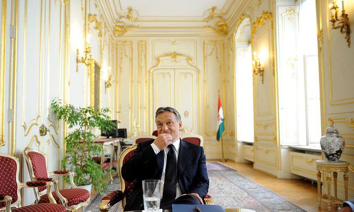 Viktor Orbán auf einem Archivbild aus dem Jahr 2012.