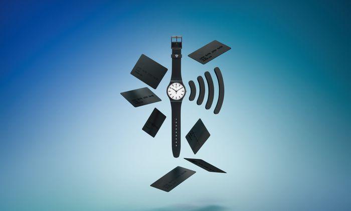Swatch Pay startet in Deutschland