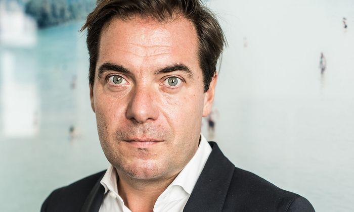 Rainer Nowak, Chefredakteur, Herausgeber und Geschaeftsfuehrer der ãPresseÒ. Credit: ãDie PresseÒ / Christine Pichler