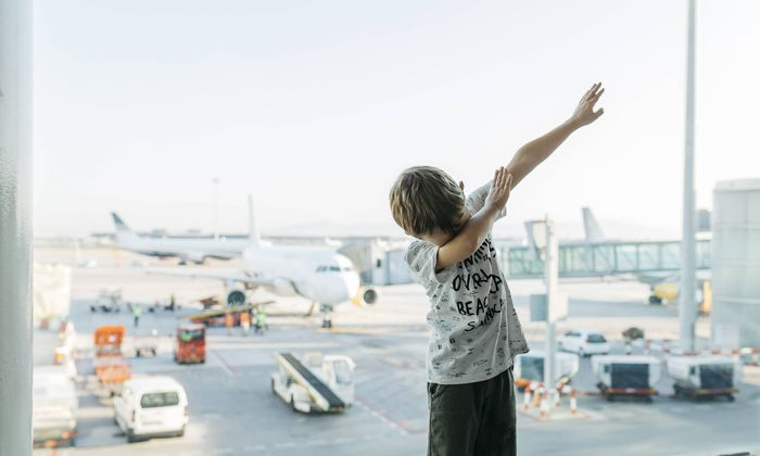 Reisen mit Kindern: Alles eine Frage der Planung