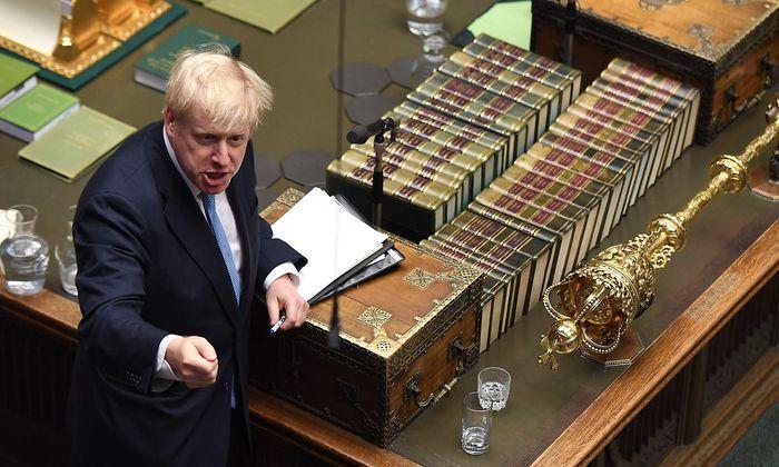 Der britische Premier Boris Johnson konnte nicht damit rechnen, das Mandat in Wales halten zu können.