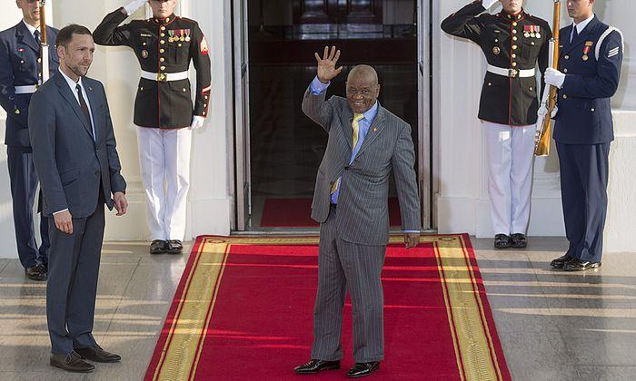 USA AFRICA LEADERS SUMMIT 2014