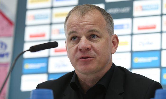 Lask-Präsident Siegmund Gruber hat auch für diese Saison die schwarze Null als Ziel ausgegeben.