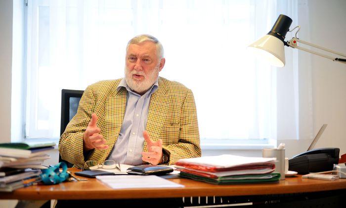 Ex-EU-Kommissar Franz Fischler