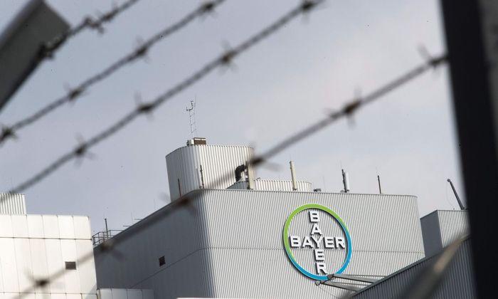 Die Aktie des deutschen Bayer-Konzerns lastete gestern auf dem DAX.