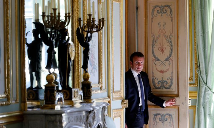 Das Ende der deutschen großen Koalition stellt Frankreichs Präsidenten, Emmanuel Macron, vor große Ungewissheiten.