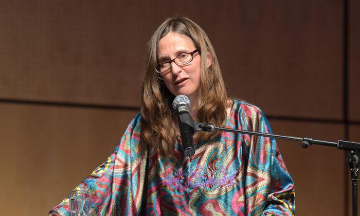 Mit der österreichischen Autorin Kathrin Röggla (im Bild) hat sich Intendant Holger Bleck auch eine kluge Festrednerin geholt.