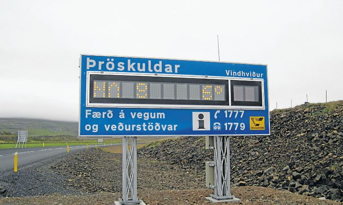 Island: Sonnenuntergänge, den ganzen Tag lang
