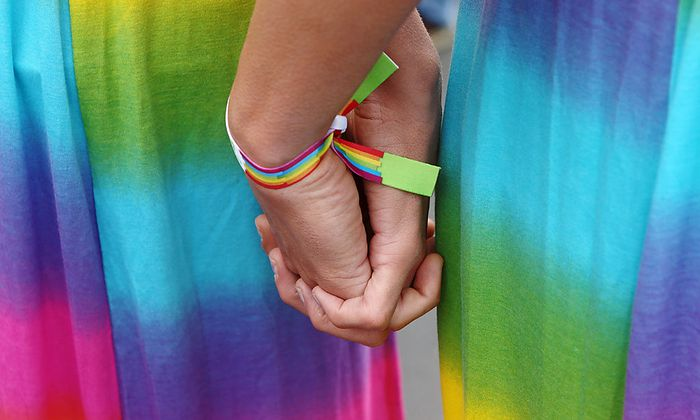 Homo-Ehe: Initiative kritisiert