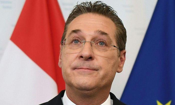 Die FPÖ nimmt HC Strache an die kurze Leine.