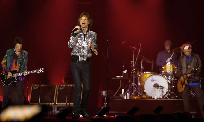 The Rolling Stones kick off their ´No Filter´ European tour in Hamburg