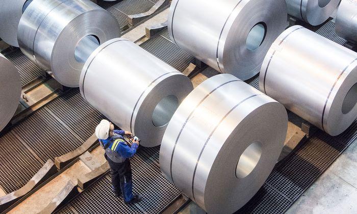 Die Stahlschmiede will mit Kostensenkungen 100 Millionen Euro einsparen.