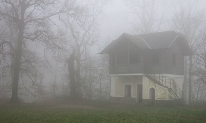 Stadtwanderung Neuwaldegg Wienerwald Hameau