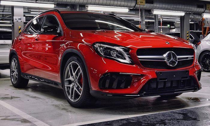 Mercedes-AMG GLA 45 4Matic