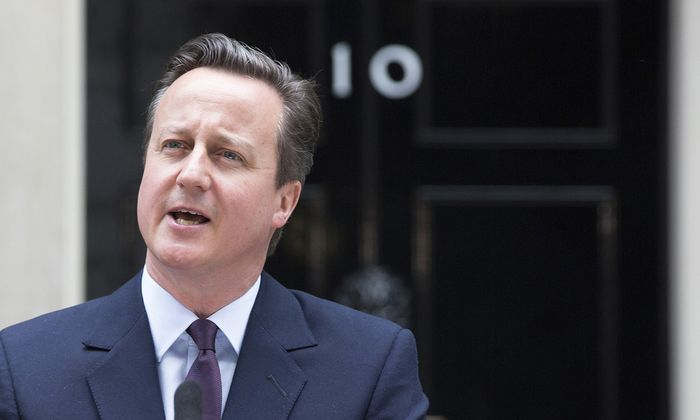 David Cameron Wins 2015 U.K. Election
