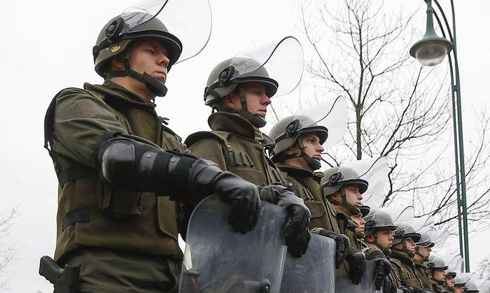 Einheiten des Bundesheers in Spielfeld