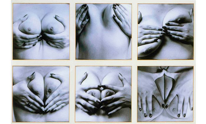 Friederike Pezold: Frauenbilder (Tresor)