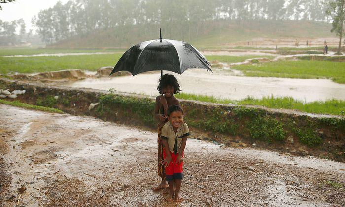 Kinder in Bangladesch