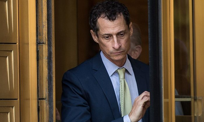 US-FORMER-REP.-ANTHONY-WEINER-SENTENCED-FOR-SEXTING-WITH-MINOR