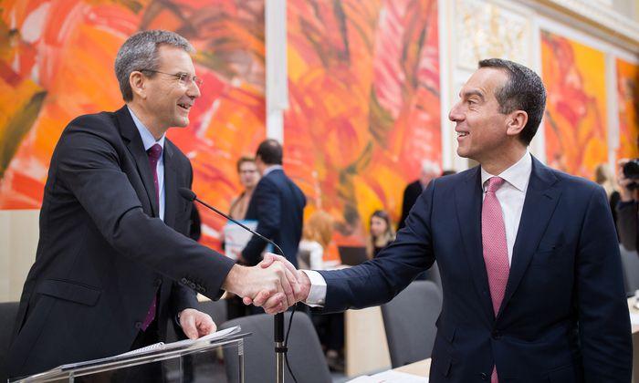 NATIONALRAT: BUDGETREDE DES FINANZMINISTERS L�GER