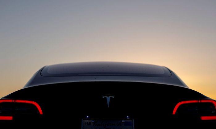 Elektroautos sind wegen Tesla in.