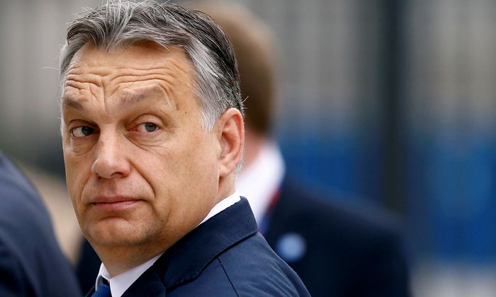 Ungarn Premier Viktor Orbán.