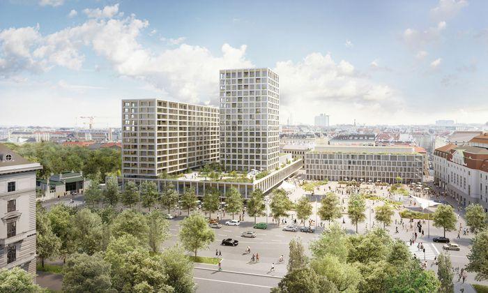 Tojner will das umstrittene Heumarkt-Projekt durchziehen