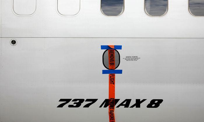 Bis zum Software-Update müssen Flugzeuge des Typs Boeing 737 Max am Boden bleiben
