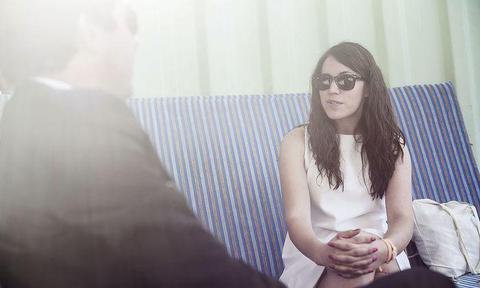 """Vea Kaiser interviewt den """"Presse""""-Chefredakteur im Sommer 2015. Wir holten das Interview aus unserem Archiv."""