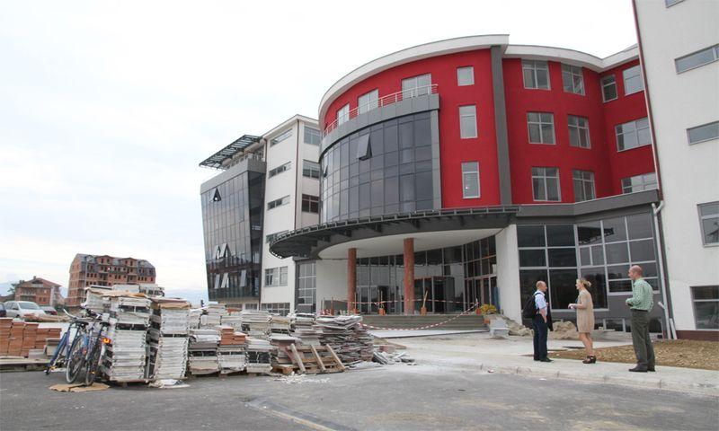 Der neue Stolz der State University of Tetovo