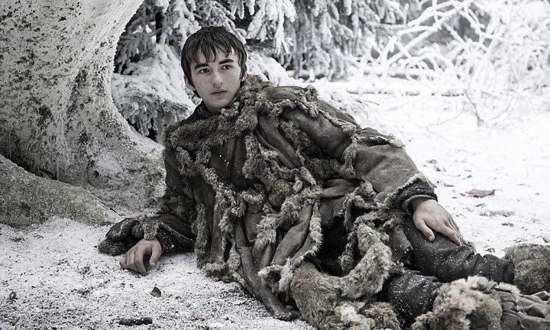 Bran hat Visionen