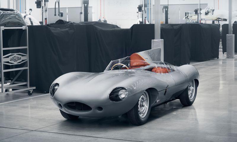 Unvollendet. Lässt sich Geschichte wiederholen? Jaguars Klassikabteilung beweist in jedem Fall hohes handwerkliches Geschick. Preise nennt das Unternehmen nicht.  / Bild: (c) Beigestellt