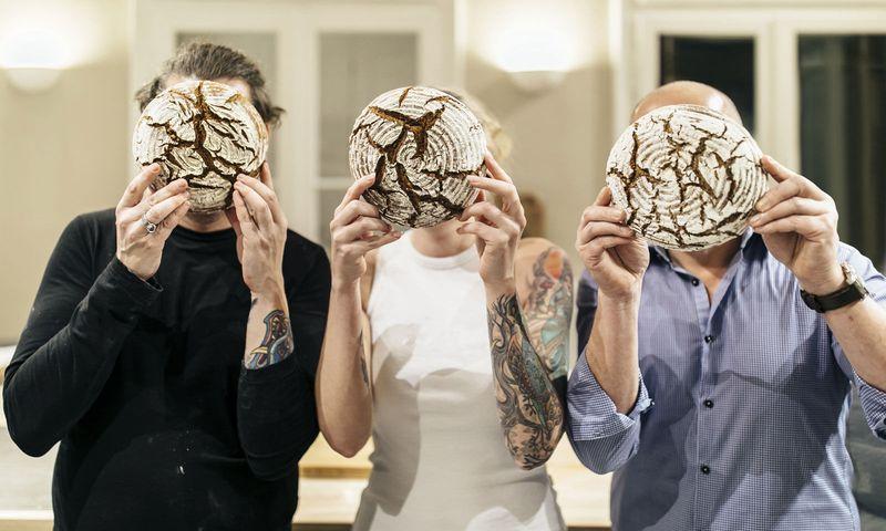 Wem gehört  welches Brot?  / Bild: Lukas Lorenz