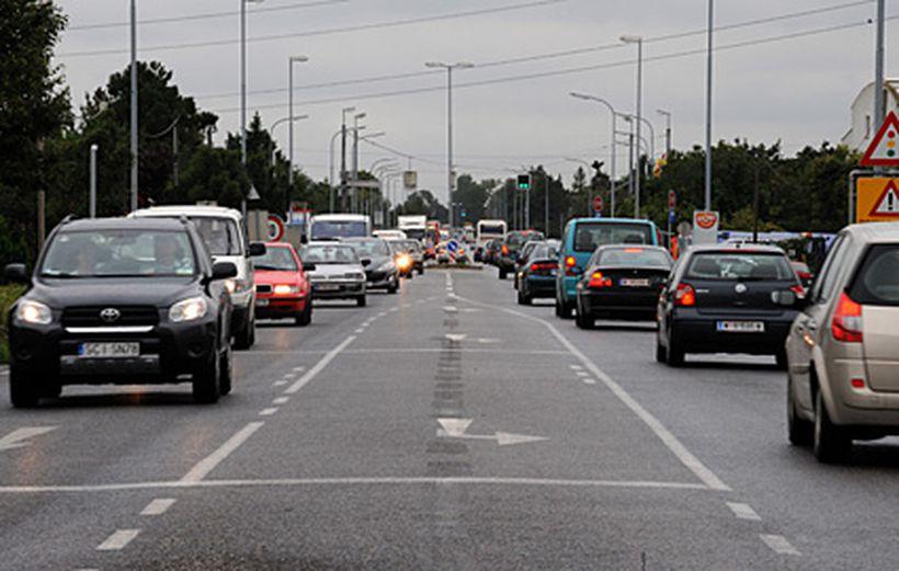 Verkehrsaufkommen A5