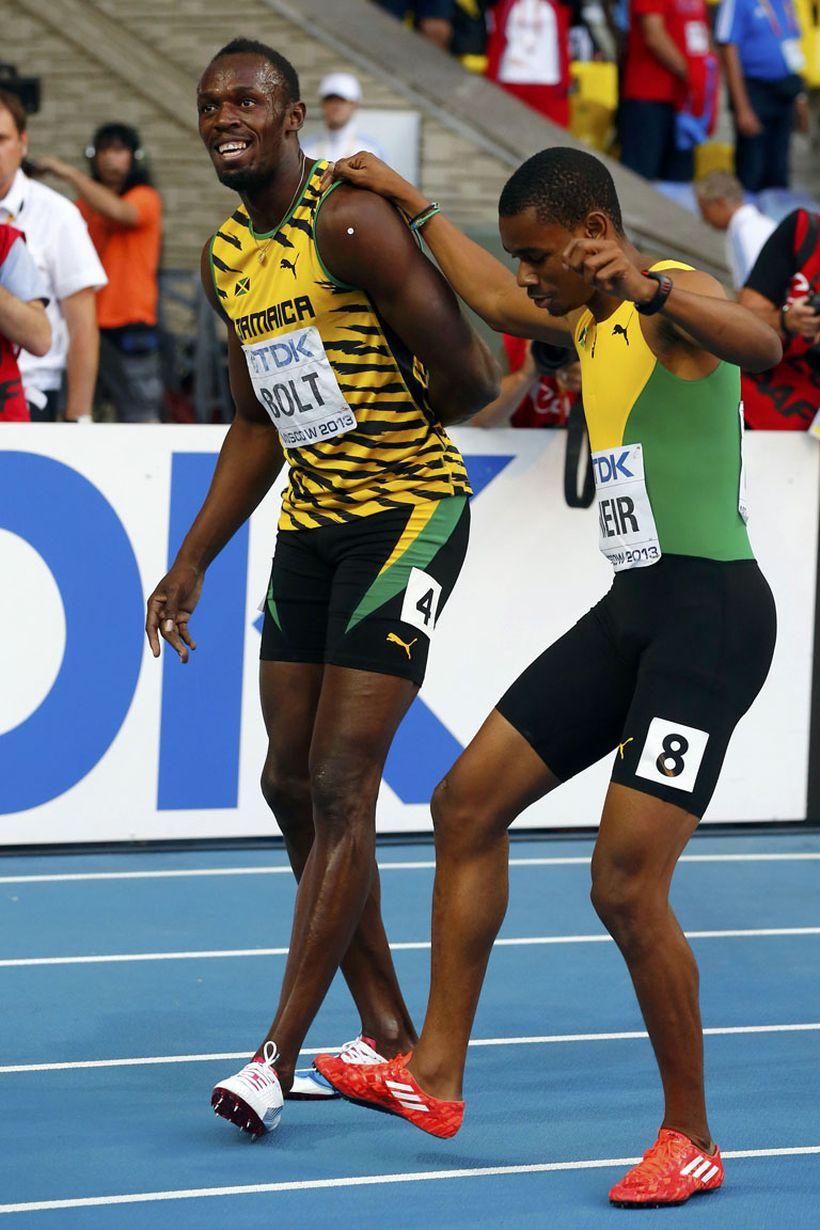 Leichtathletik Wm 100m Männer