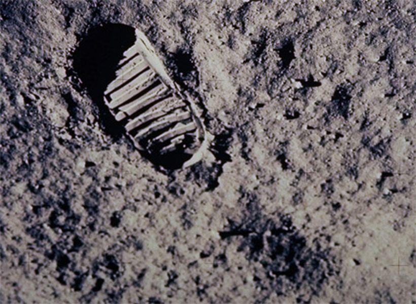 Erste Bemannte Mondlandung