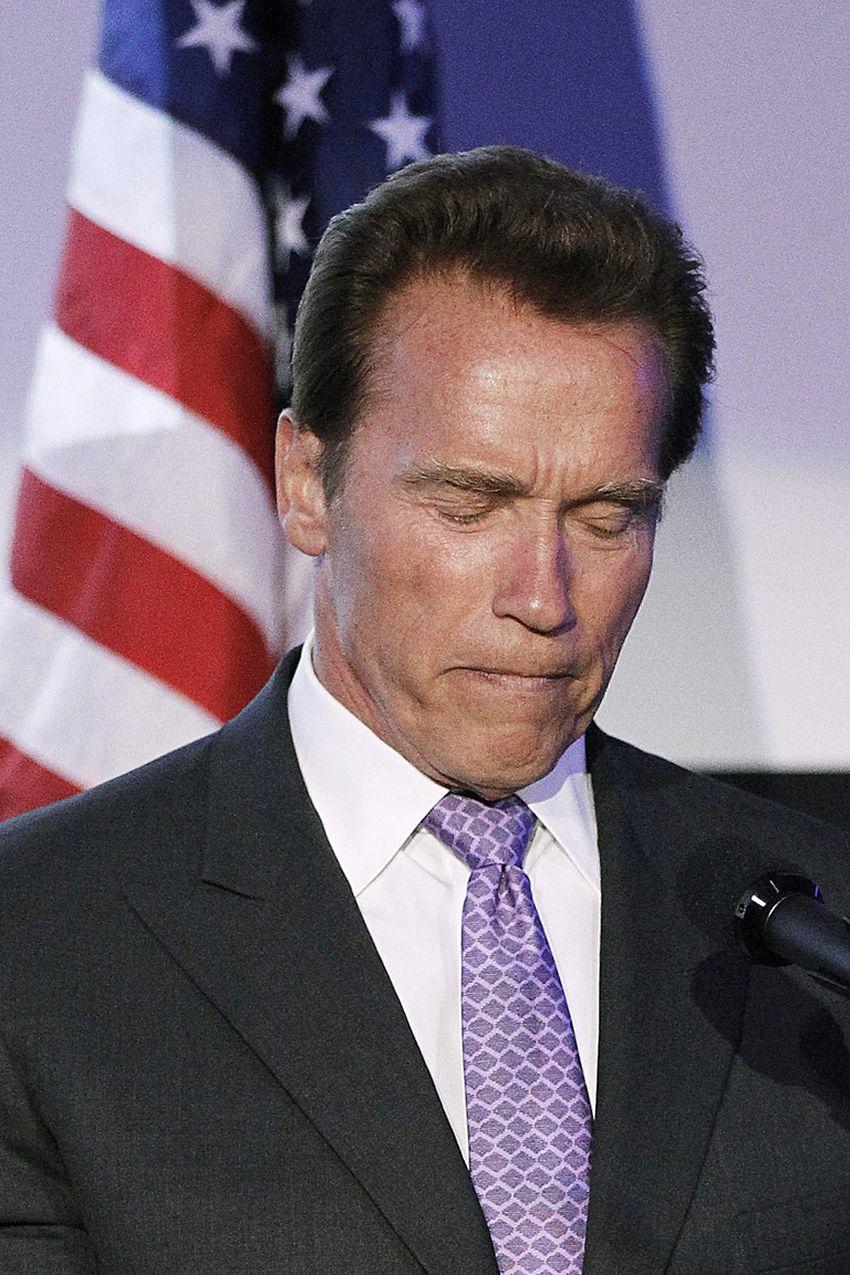 Arnold Schwarzenegger Haushälterin