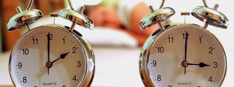 Themenbild: Zeitumstellung / Bild: (c) APA/HERBERT PFARRHOFER