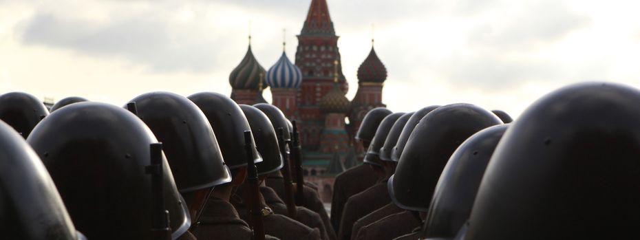 Der Kalte Krieg ist zurückgekehrt. Zwischen den USA und Russland bahnt sich ein neuer Rüstungswettlauf an. / Bild: (c) REUTERS (Sergei Karpukhin)