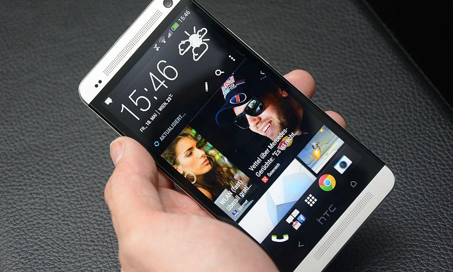 HTC One im Test: Designerstück mit Foto-Qualitäten / Bild: (c) Presse Digital (Daniel Breuss)