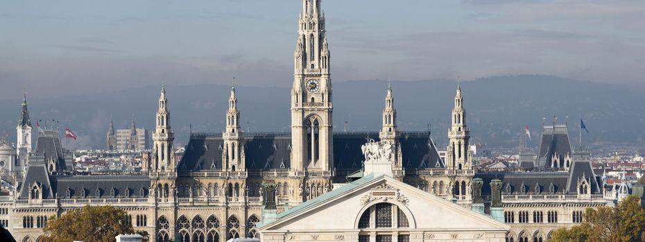 Rathaus / Bild: (c) Die Presse (Clemens Fabry)
