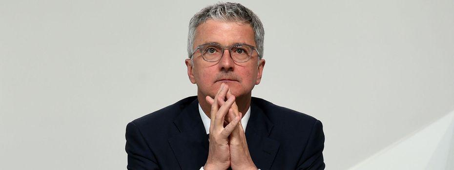 Audi-Chef Rupert Stadler wurde festgenommen. Die Haftprüfung läuft / Bild: AFP (CHRISTOF STACHE)
